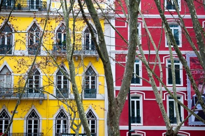 Locuinte Colorate Lisabona, Portugalia, Gabriela Simion