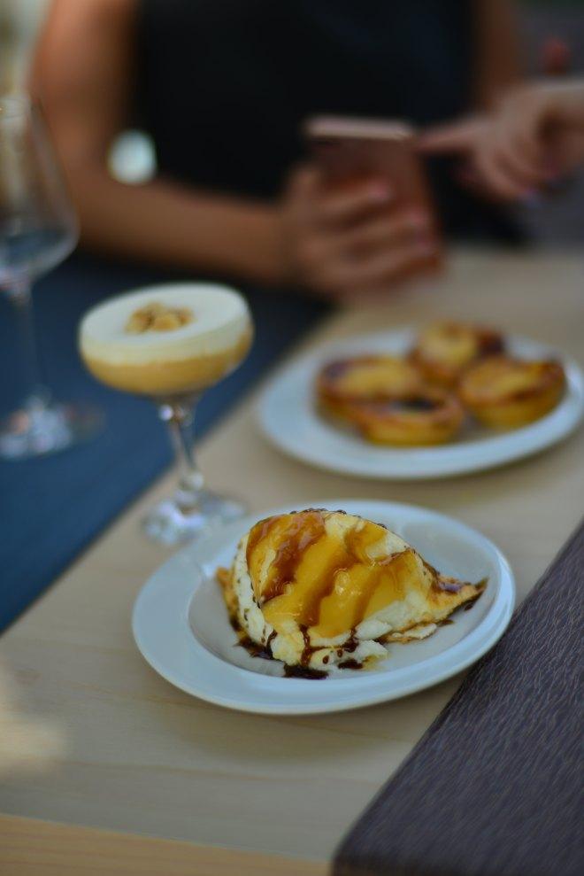 Meniu Desert Dancing Lobster, Restaurant Portughez, Gabriela Simion