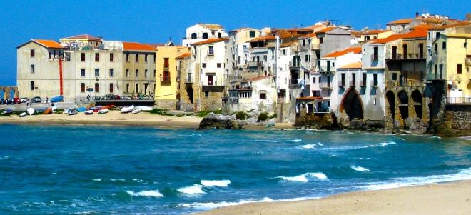 Orasul Cefalù, Vacanta Sicilia, Gabriela Simion