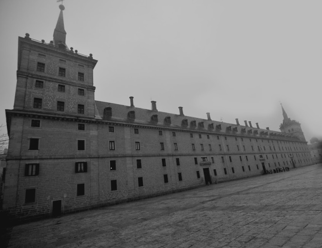 Poze Royal Site of San Lorenzo de El Escorial, Gabriela Simion