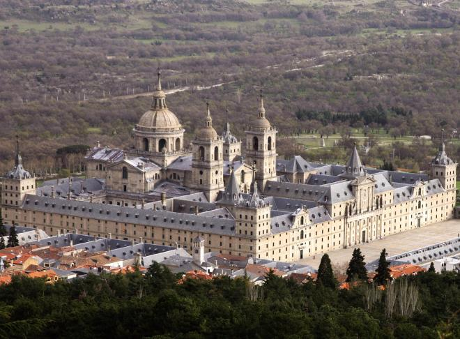 WIki Royal Site of San Lorenzo de El Escorial, Gabriela Simion