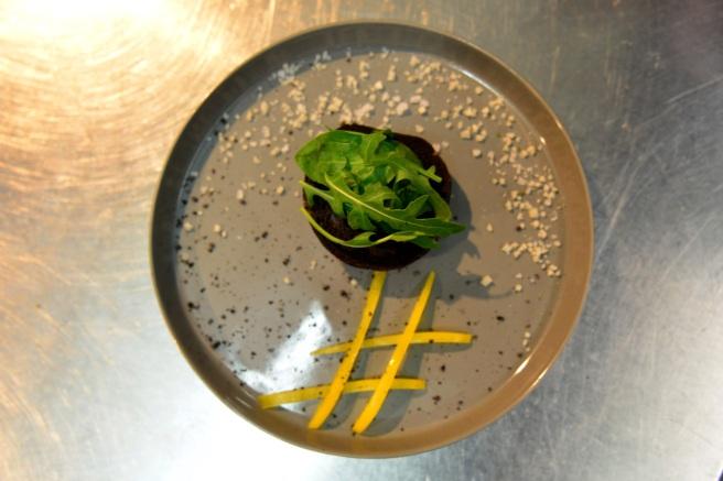 Desert EMTE Burger & Street Food Gourmet, Gabriela Simion