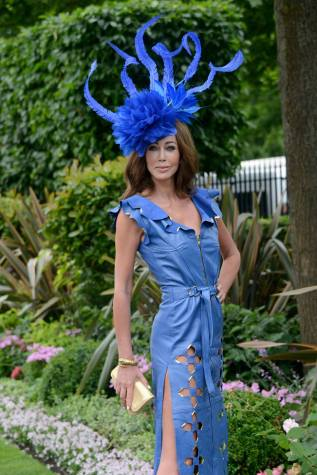 Royal Ascot 2017, dress cod, gabriela simion, london, england, event