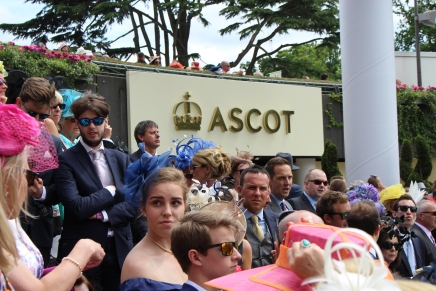 Gabriela Simion, Royal Ascot, anglia, londra, queen, 2017