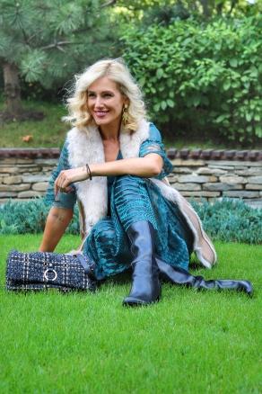 Gabriela Simion, Poze de Toamna,Fashion