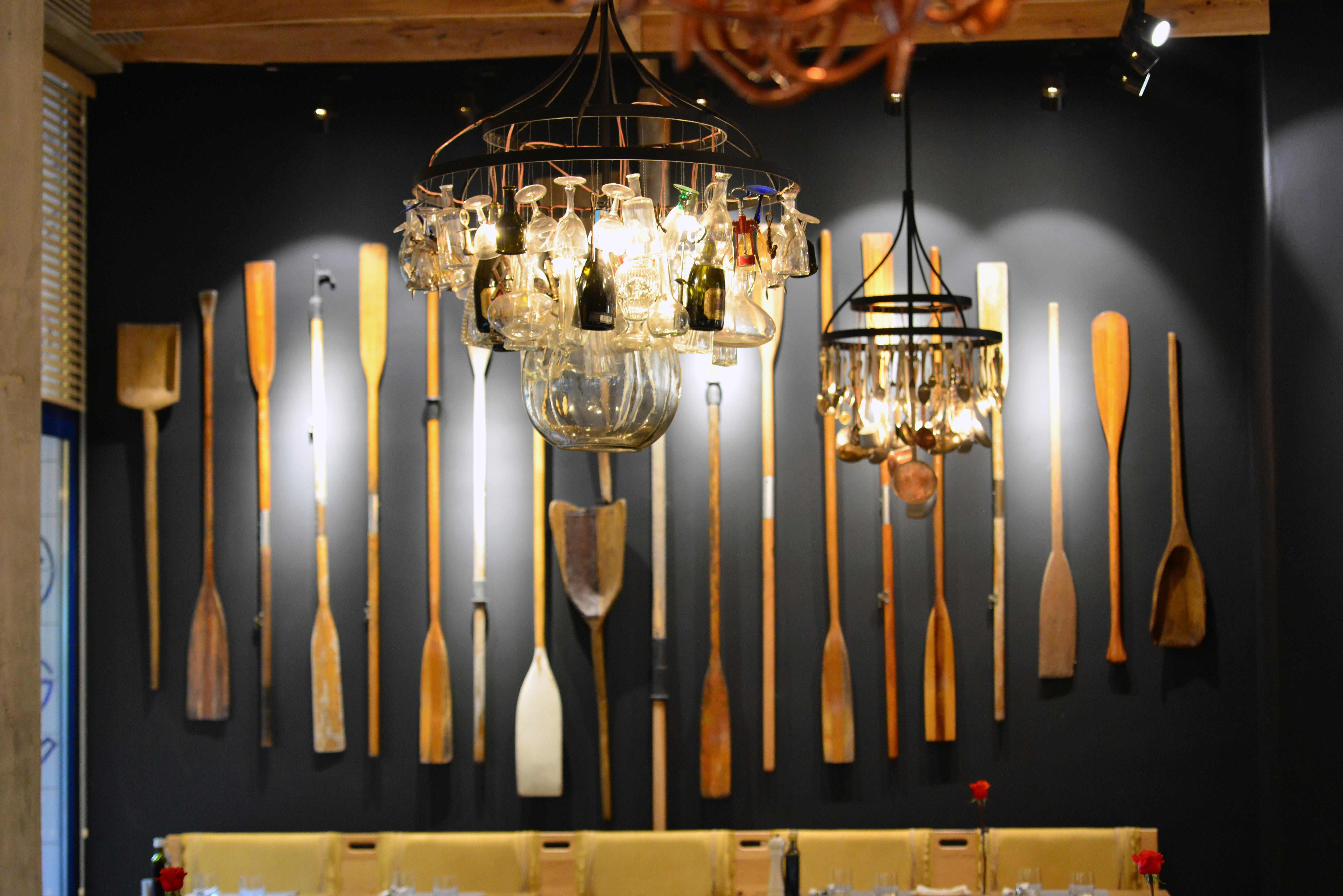 Imagini Restaurant Sardin, Gabriela Simion