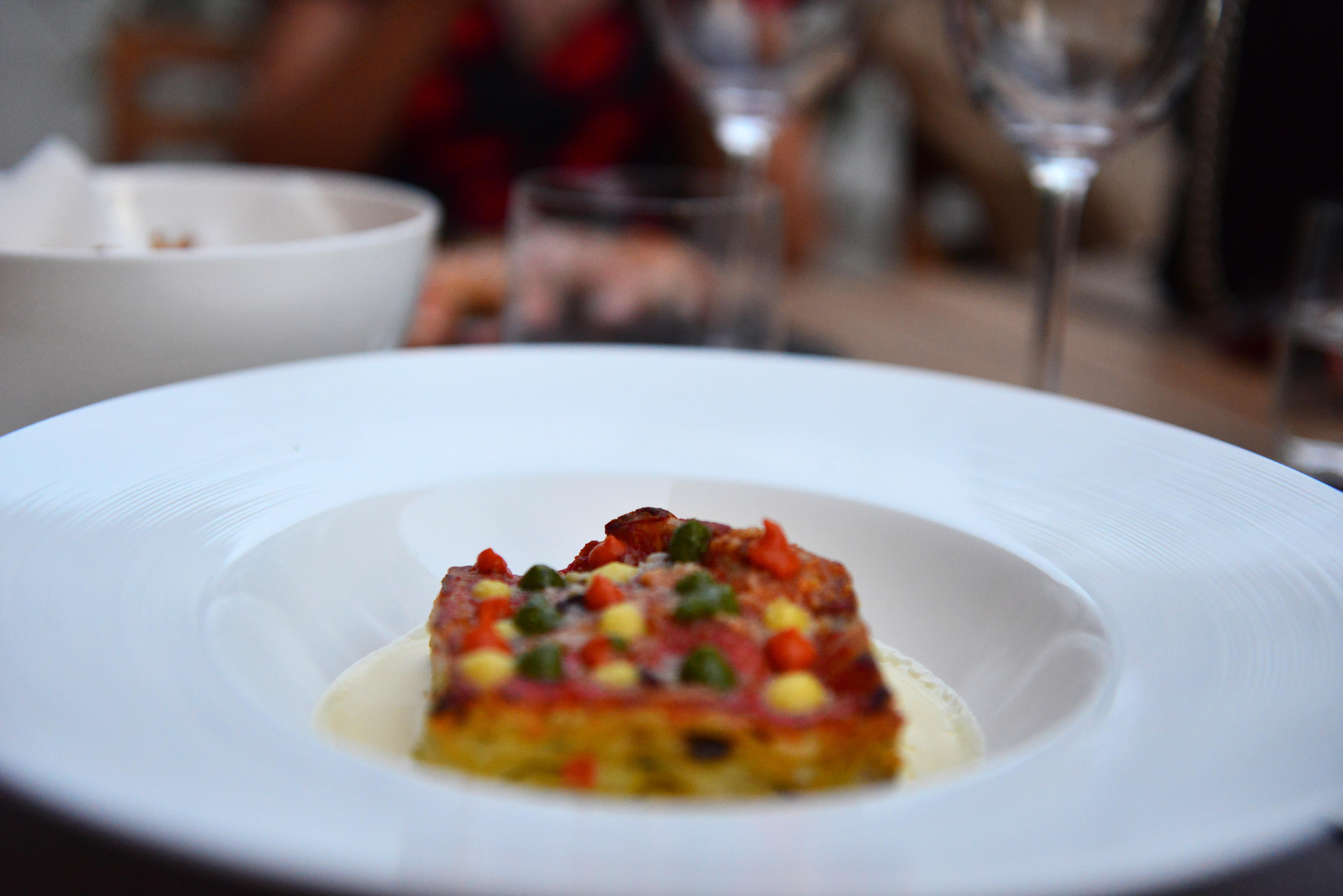 Lasagna Restaurant Sardin, Gabriela Simion