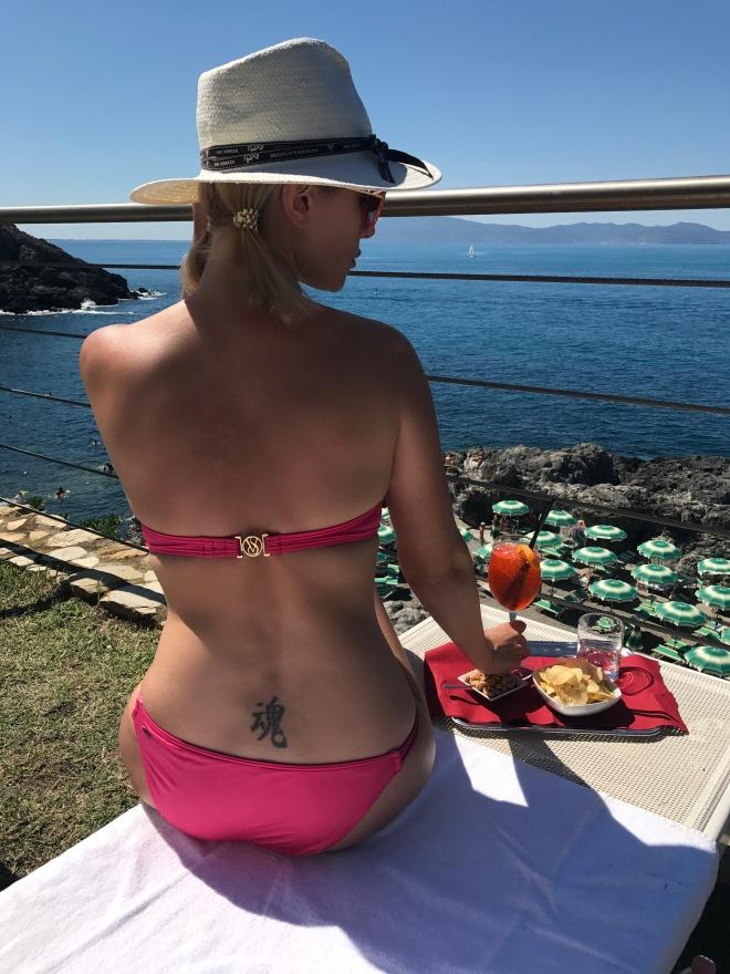 Maremma, Maremma, Toscana, Gabriela Simion tatuaj