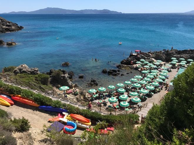 Plaja Maremma, Maremma, Toscana, Gabriela Simion