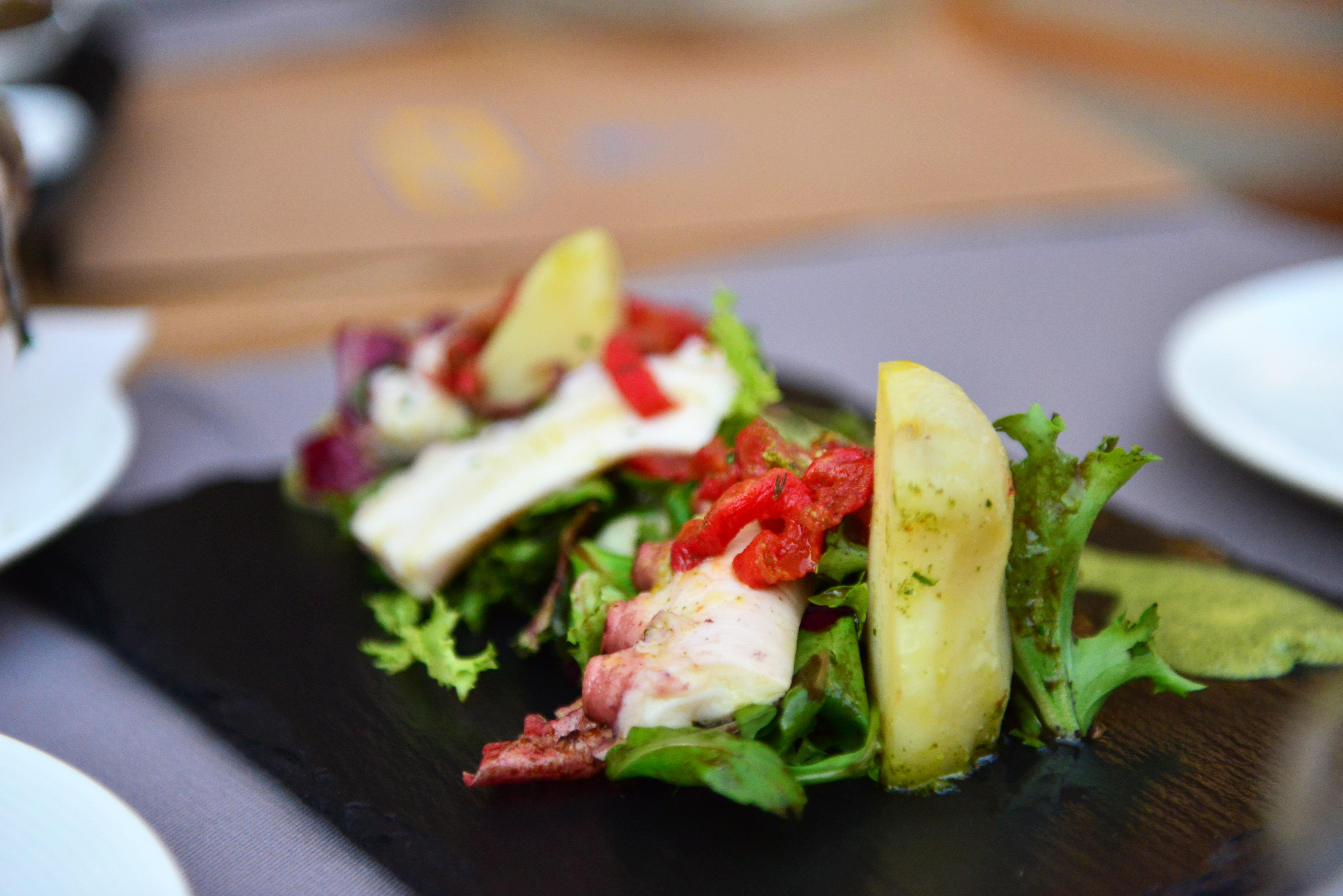 Salata Restaurant Sardin, Gabriela Simion