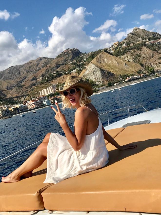 Smile , Gabriela Simion, Taormina Sicilia, Italia