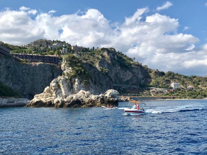 Vacation, Gabriela Simion, Taormina Sicilia, Italia