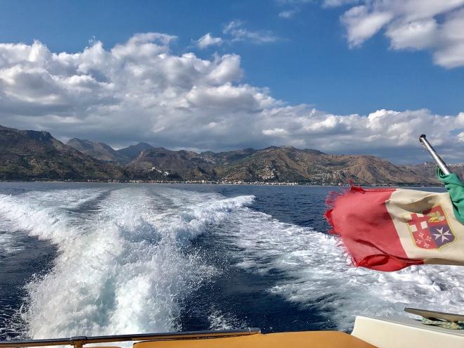 Viteza , Gabriela Simion, Taormina Sicilia, Italia