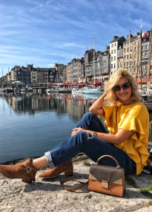 CopertaNormandy_Gabriela_Simion12Honfleur