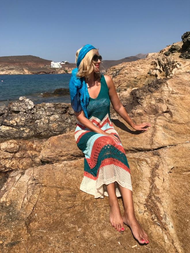 Gabriela Simion, Plaja Scorpios Poze