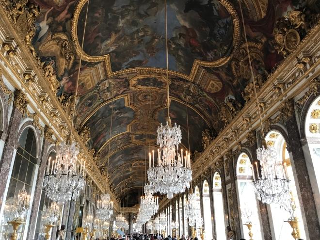 Gabriela Simion, Palatul Versailles Franta Lux