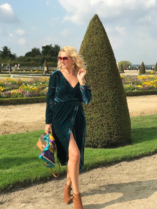 Gabriela Simion, Palatul Versailles Vara