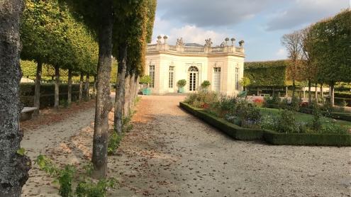 Imagini Gabriela Simion, Palatului Versailles Franta